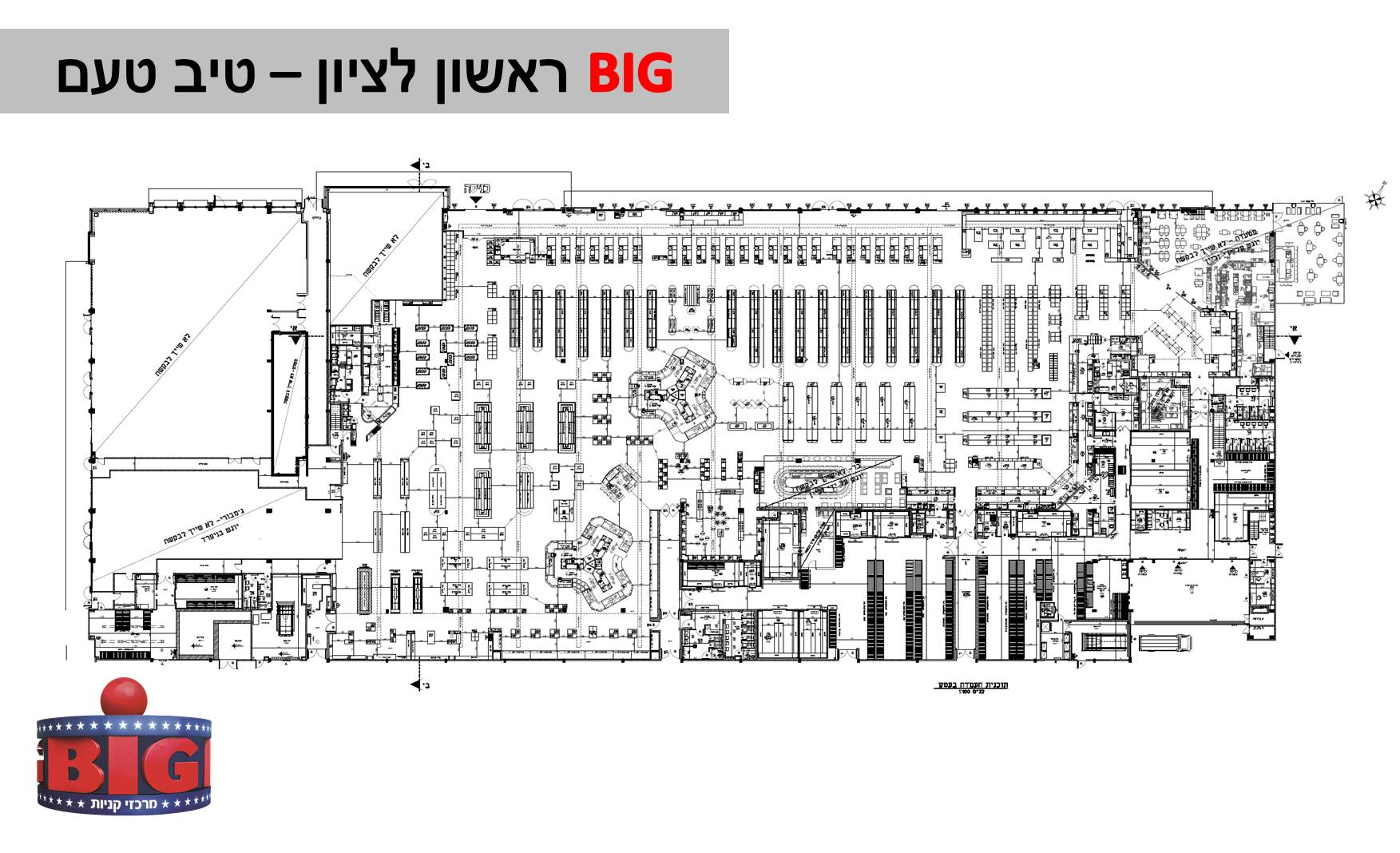 BIG Shopping centers group BIG Rishon LeZion