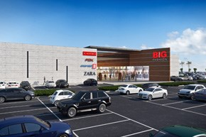 BIG Shopping centers group Sales and Events